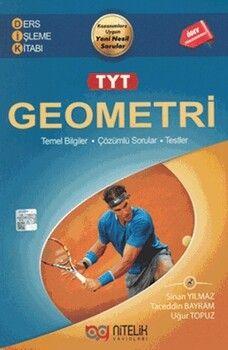 Nitelik Yayınları TYT Geometri Ders İşleme Kitabı