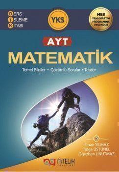 Nitelik Yayınları AYT Matematik Ders İşleme Kitabı