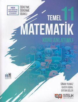Nitelik Yayınları 11. Sınıf Temel Matematik Konu Anlatımlı