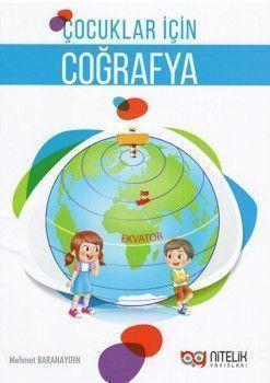 Nitelik Yayınları Çocuklar İçin Coğrafya