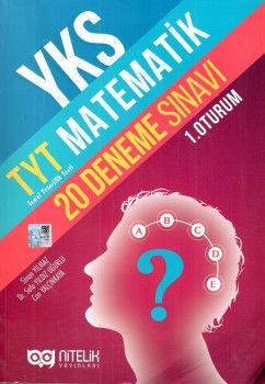 Nitelik Yayınların YKS 1. Oturum TYT Matematik 20 Deneme Sınavı