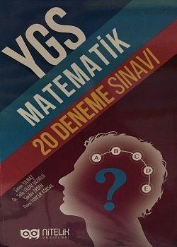 Nitelik YGS Matematik 20 Deneme Sınavı