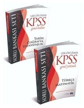 Nobel Sınav Yayınları KPSS Lise Önlisans Genel Yetenek Genel Kültür Soru Takımı