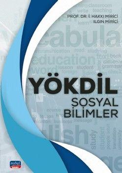 Nobel Sınav Yayınları YÖKDİL Sosyal Bilimler