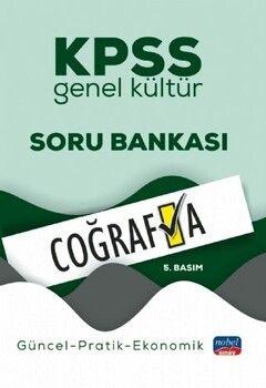 Nobel Sınav Yayınları KPSS Genel Kültür Coğrafya Soru Bankası