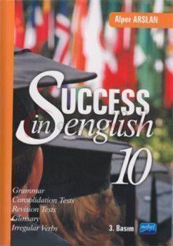 Nobel Yayınları  10. Sınıf Success in English