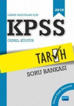 Nobel Yayınları 2018 KPSS Tarih Soru Bankası