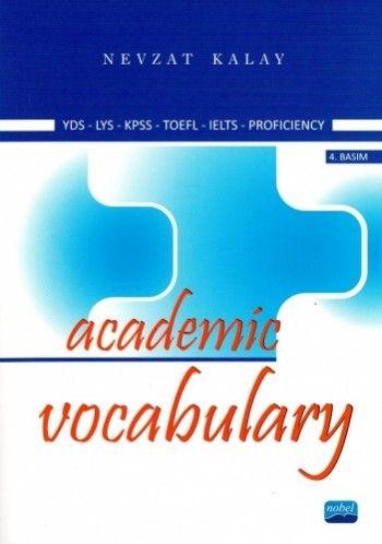 Nobel Yayınları Academic Vocabulary