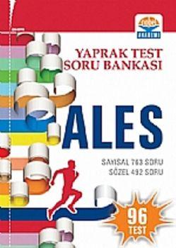 Nobel Yayınları Ales Yaprak Test Soru Bankası 96 Test 1255 Soru