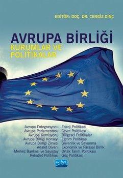 Nobel Yayınları Avrupa Birliği Kurumlar ve Politikalar