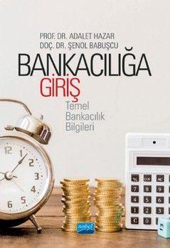 Nobel Yayınları Bankacılığa Giriş Temel Bankacılık Bilgileri