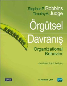 Nobel Yayınları Örgütsel Davranış Organizational Behavior