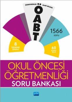Nobel Yayınları ÖABT Okul Öncesi Öğretmenliği Soru Bankası