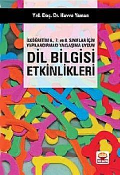 Nobel Yayınları İlköğretim 6. 7. ve 8. Sınıflar İçin Yapılandırmacı Yaklaşıma Uygun Dil Bilgisi Etkinlikleri