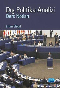 Nobel Yayınları Dış Politika Analizi Ders Notları