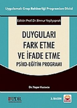 Nobel Yayınları Duyguları Fark Etme ve İfade Etme Psiko Eğitim Programı