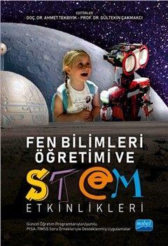 Nobel Yayınları Fen Bilimleri Öğretimi ve Stem Etkinlikleri