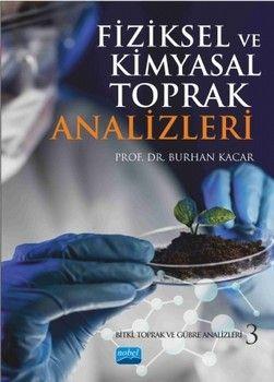 Nobel Yayınları Fiziksel ve Kimyasal Toprak Analizleri Bitki Toprak ve Gübre Analizleri 3