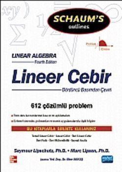 Nobel Yayınları Lineer Cebir Schaum\'s Outlines