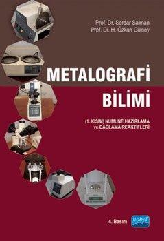 Nobel Yayınları Metalografi Bilimi