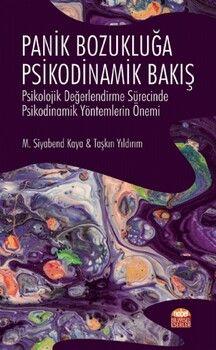 Nobel Yayınları Panik Bozukluluğa Psikodinamik Bakış