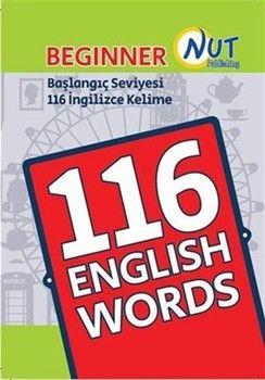 Nut Publishing Başlangıç Seviyesi 116 İngilizce Kelime