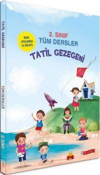 Odtü Yayıncılık 2. Sınıf Tüm Dersler Tatil Gezegeni