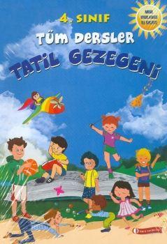 Odtü Yayıncılık 4. Sınıf Tüm Dersler Tatil Gezegeni