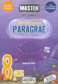 Okyanus Yayınları 8.Sınıf Master Paragraf Soru Bankası