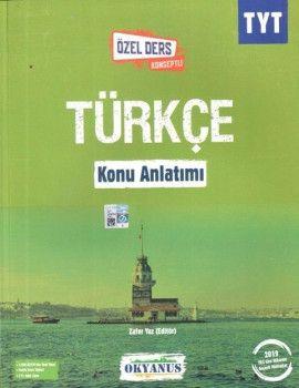 Okyanus Yayınları TYT Türkçe Özel Ders Konseptli Konu Anlatımı