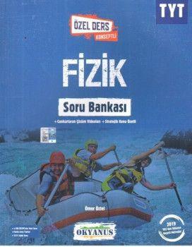 Okyanus Yayınları TYT Fizik Özel Ders Konseptli Soru Bankası