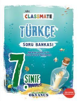Okyanus Yayınları 7. Sınıf Classmate Türkçe Soru Bankası