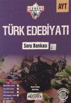 Okyanus Yayınları AYT Türk Edebiyatı Iceberg Soru Bankası