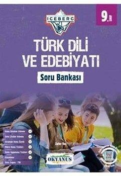 Okyanus Yayınları 9. Sınıf Türk Dili ve Edebiyatı Iceberg Soru Bankası
