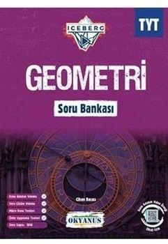 Okyanus Yayınları TYT Geometri Iceberg Soru Bankası