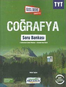 Okyanus Yayınları TYT Coğrafya Özel Ders Konseptli Soru Bankası