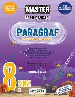 Okyanus Yayınları 8. Sınıf Paragraf Master Soru Bankası