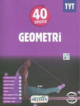 Okyanus Yayınları TYT 40 Seans Geometri Soru Bankası
