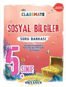 Okyanus Yayınları 5. Sınıf Sosyal Bilgiler Classmate Soru Bankası