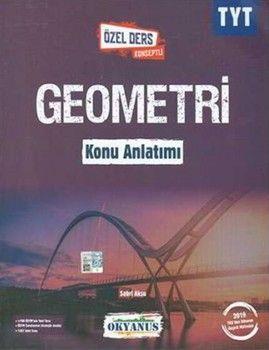 Okyanus Yayınları TYT Geometri Konu Anlatımı