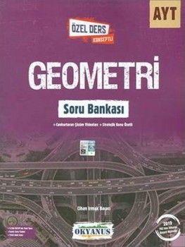 Okyanus Yayınları AYT Geometri Özel Ders Konseptli Soru Bankası