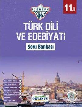 Okyanus Yayınları 11. Sınıf Türk Dili ve Edebiyatı Iceberg Soru Bankası
