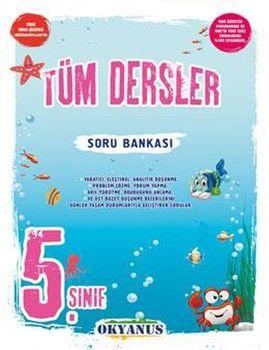 Okyanus Yayınları 5. Sınıf Tüm Dersler Soru Bankası