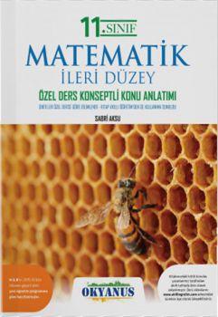 Okyanus Yayınları 11. Sınıf Matematik İleri Düzey Özel Ders Konseptli Konu Anlatımlı