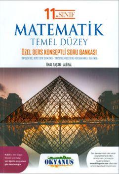 Okyanus Yayınları 11. Sınıf Matematik Temel Düzey Özel Ders Konseptli Soru Bankası