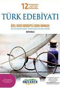 Okyanus Yayınları 12. Sınıf Türk Edebiyatı Özel Ders Konseptli Soru Bankası