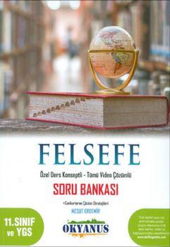 Okyanus Yayınları YGS Felsefe Özel Ders Konseptli Soru Bankası