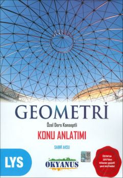 Okyanus Yayınları LYS Geometri Özel Ders Konseptli Konu Anlatımı