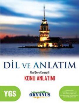 Okyanus Yayınları YGS Dil ve Anlatım Özel Ders Konseptli Konu Anlatımı