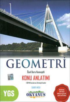 Okyanus Yayınları YGS Geometri Özel Ders Konseptli Konu Anlatımı